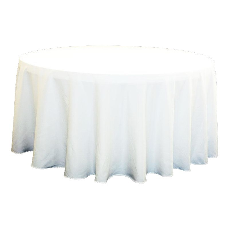 location nappe table ronde location nappe table. Black Bedroom Furniture Sets. Home Design Ideas